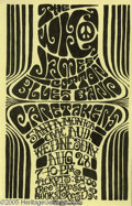 Music Memorabilia:Posters, The Who Handbill (1968). A rarely seen handbill from SouthernCalifornia. Joining The Who at this show were the James Cotton...
