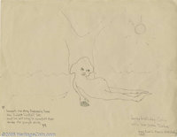 John Lennon Drawing and Lyrics to Unpublished Song The Beatles (and their wives) spent about two months in Rishikesh, In...