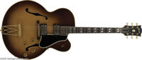 Keith Richards Performance-Used Gibson ES350T Guitar This beautiful sunburst finish, all-original Gibson ES350T is accom...