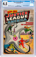 Silver Age (1956-1969):Superhero, The Brave and the Bold #28 (DC, 1960) CGC VG+ 4.5 Cream to off-white pages....