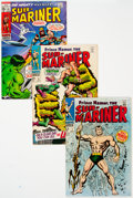 Silver Age (1956-1969):Superhero, The Sub-Mariner Group of 17 (Marvel, 1968-72) Condition: AverageVF.... (Total: 17 )