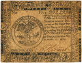 Colonial Notes:Continental Congress Issues, Continental Currency. November 22, 1775 $5 Newman 1.1 Contemporary Counterfeit Fictitious Date Fr. CC-15CF. PCGS Very Fine 30....