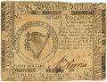 Colonial Notes:Continental Congress Issues, Continental Currency. May 9, 1776 $8 Newman 1.1 Contemporary Counterfeit Fr. CC-38CF. PCGS Very Fine 35.. ...