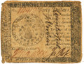 Colonial Notes:Continental Congress Issues, Continental Currency. April 11, 1778 Yorktown Issue $40 Newman 2.1Contemporary Counterfeit Fr. CC-78CF. PCGS Very Fine 25....