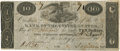 St. Louis, MO- Bank of the United States (the Second) $10 Office of Discount and Deposit Contemporary Counterfeit March...