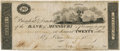 Obsoletes By State:Missouri, St. Louis, (M.T.) - Bank of Missouri $20 May 9, 1818 MO-30 G24. PCGS Very Fine 20.. ...