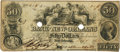 Obsoletes By State:Louisiana, New Orleans, LA - Bank of New Orleans $50 Feb. 5, 1862 LA-100 G26b. PCGS Fine 15.. ...