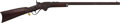 Long Guns:Lever Action, Sporterized Spencer Repeating Arms Civil War Rifle....