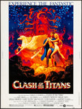 """Movie Posters:Fantasy, Clash of the Titans & Other Lot (MGM, 1981). Poster (30"""" X 40"""")& Mini Poster (11"""" X 17"""") Tim and Greg Hildebrandt Artwork. ...(Total: 2 Items)"""