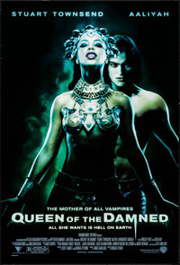 """Queen of the Damned & Other Lot (Warner Bros., 2002). Rolled, Very Fine. One Sheets (2) (27"""" X 40""""). Horro..."""