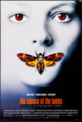"Movie Posters:Thriller, The Silence of the Lambs (Orion, 1990). One Sheet (27"" X 41"").Thriller.. ..."