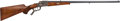 Long Guns:Single Shot, Engraved German Single-Shot Target Rifle....
