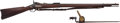 Long Guns:Single Shot, U.S. Springfield Model 1873 Trapdoor Rifle with Bayonet....