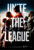 """Movie Posters:Action, Justice League (Warner Brothers, 2017). One Sheet (27"""" X 40""""). Action.. ..."""