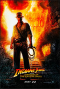 """Movie Posters:Adventure, Indiana Jones and the Kingdom of the Crystal Skull (Paramount, 2008). One Sheets (2) (27"""" X 40"""") DS Advance 2 Styles, Drew S... (Total: 2 Items)"""