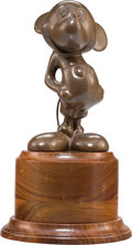 "Animation Art:Maquette, Mickey Mouse ""Mousecar"" Award (Walt Disney, c. 1960s-70s)...."