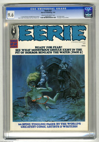 Eerie #22 (Warren, 1969) CGC NM+ 9.6 Cream to off-white pages. Neal Adams frontispiece. Steve Ditko, Roy Krenkel, Al WIl...
