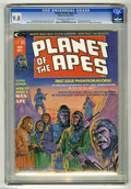 Magazines:Science-Fiction, Planet of the Apes #1 (Marvel, 1974) CGC NM/MT 9.8 Off-white towhite pages. Adaptation of the original movie. Bob Larkin co...