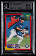 Baseball Cards:Singles (1970-Now), 1994 Score Rookie/Traded Alex Rodriguez #HC1 BGS NM-MT+ 8.5....