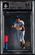 Baseball Cards:Singles (1970-Now), 1993 Sp Derek Jeter #279 BGS NM-MT+ 8.5....