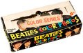 Memorabilia:Trading Cards, Beatles Color Photos Bubble Gum Trading Cards Box and Wax Packs Group of 8 (Topps, 1964)....