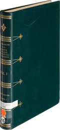 Books, [World Coins]. Reference Works on World Coins. Includes: Pere's1968 Osmanlilarda Madeni Paralar; MacKenzie's 1953The...