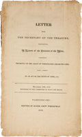 Books, United States Government. Letter from the Secretary of theTreasury, Transmitting a Report of the Director of theMint...