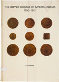 Books, [Foreign Numismatics]. Reference Works on Foreign Coins. Includes: the Quarterman reprint of Georgii Mikhailovich's Monnai...