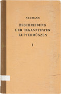 Books, [World Coins]. Reference Works on World Coins. Includes: Neumann's seven-volume Beschreibung der Bekanntesten Kupfermünzen...