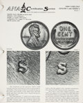 Books, American Numismatic Association Certification Service.Reports (The Counterfeit Detector). Series I, II andIII. Col...