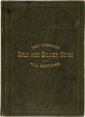 Books, [Cambists]. Four Guides to Currently Circulating Coinage. Includes:Imlay & Bicknell's The Coins of the World (1859, bin...