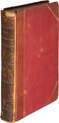 Books, American Numismatic Association. The Numismatist. Volumes19-29 (1906-1916), bound in five volumes. 8vo, contemporary ma...