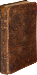 Books, Fenning, Daniel. The Ready Reckoner, or, the Trader's Useful Assistant.. Newburyport: Edmund M. Blunt, 1794. Eleventh ed...