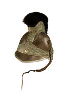 Militaria:Helmets, French Cuirassier Officer's Helmet.... (Total: 0 Items)