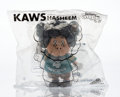 Prints & Multiples, KAWS X Santa Inoue. Hasheem, 2007. Painted cast vinyl. 8-1/2 x 5-1/4 x 3-3/4 inches (21.6 x 13.3 x 9.5 cm). Stamped to t...