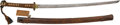 Edged Weapons:Swords, Japanese WWII Officers' Shin-gunto With Signed Blade. ...
