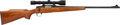 Long Guns:Bolt Action, Remington Model 700 Bolt Action Rifle with Telescopic Sight....