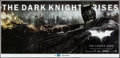 "Movie Posters:Action, The Dark Knight Rises (Warner Brothers, 2012). Indian Six Sheet (53.5"" X 110""). Action.. ..."