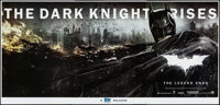 """The Dark Knight Rises (Warner Brothers, 2012). Indian Six Sheet (53.5"""" X 110""""). Action"""