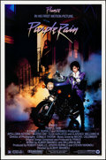 """Movie Posters:Rock and Roll, Purple Rain (Warner Brothers, 1984). One Sheet (27"""" X 41"""") SS. Rockand Roll.. ..."""