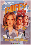 """Movie Posters:Fantasy, Buffy: The Musical & Others Lot(Warner Brothers, 2001).Television One Sheets (2) (27"""" X 40"""") SS & Television Poster(24"""" X ... (Total: 3 Items)"""