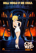 "Movie Posters:Animation, Cool World & Other Lot (Paramount, 1992). One Sheets (2) (27"" X41"") DS Advance. Animation.. ... (Total: 2 Items)"