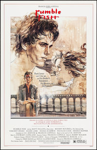 """Rumble Fish & Others Lot (Universal, 1983). One Sheets (3) (27"""" X 41"""" & 27"""" X 40"""") S..."""