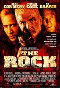 """Movie Posters:Action, The Rock & Others Lot (Buena Vista, 1996). One Sheets (3) (27"""" X 40"""") DS. Action.. ... (Total: 3 Items)"""