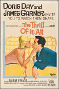 """Movie Posters:Comedy, The Thrill of It All & Other Lot (Universal International, 1963). One Sheets (2) (27"""" X 41""""). Comedy.. ... (Total: 2 Items)"""