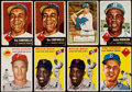 Baseball Cards:Lots, 1952-54 Topps Baseball Collection (256)....