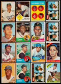 Baseball Cards:Lots, 1962 Through 1967 Topps Baseball Rookie and Star Collection (94)....