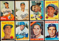 Baseball Cards:Lots, 1958 Through 1966 Topps Sandy Koufax Collection (18). ...