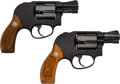 Handguns:Double Action Revolver, Lot of Two Boxed Smith & Wesson Double Action Revolvers.... (Total: 2 Items)
