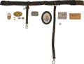 Military & Patriotic:Civil War, Grouping of Civil War Artifacts and Miscellaneous Items....